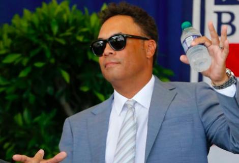 Puertorriqueño Roberto Alomar es despedido de la MLB por acoso sexual