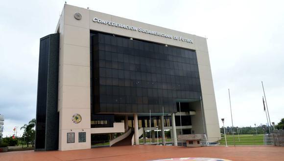Uruguay y Conmebol hablaron sobre la Libertadores
