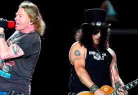 Guns N'Roses pospone a 2022 su gira europea