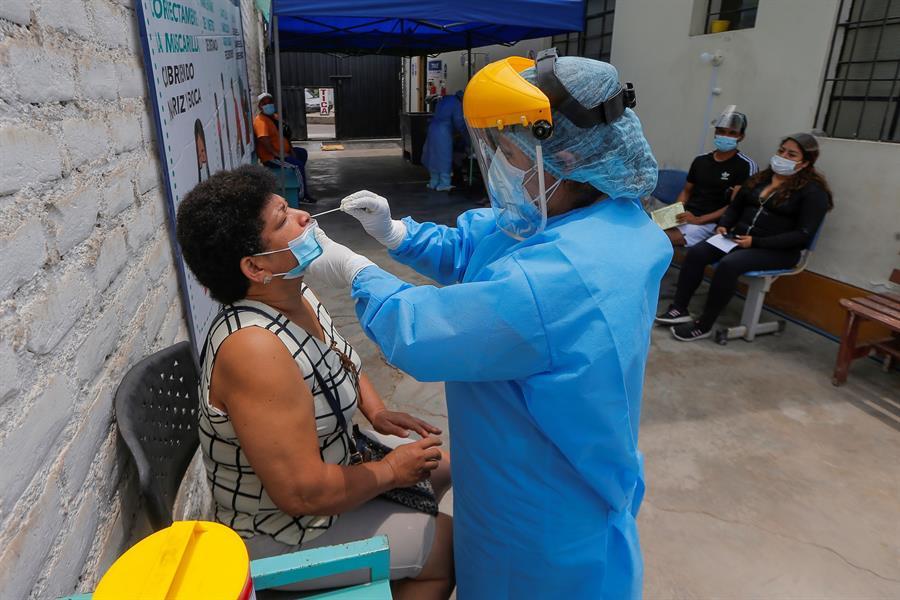OMS advierte sobre el pico de la pandemia en Latinoamérica