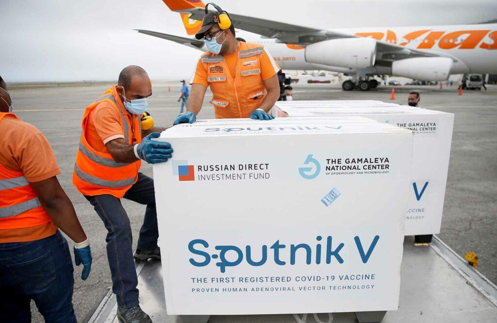 Segunda dosis de Sputnik V se puede inocular 3 meses después