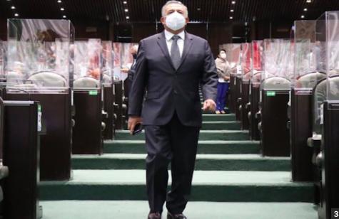 Detienen a diputado federal por presunto abuso de menor en Ciudad de México