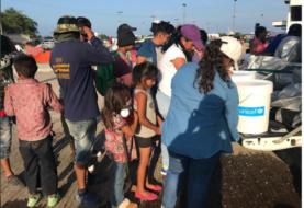 Unicef pide más albergues en México para migrantes