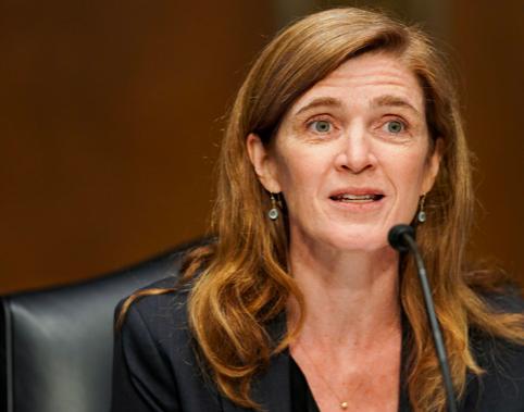 Senado de EEUU confirma nombramiento de Samantha Power al frente de Usaid