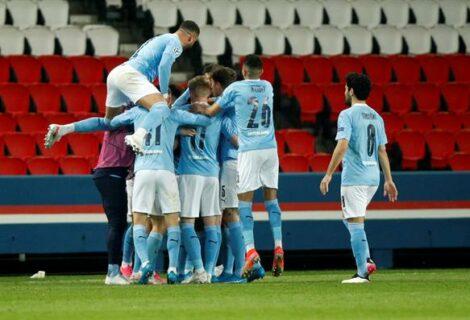 City remonta ante el PSG y se acerca a su primera final