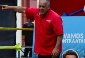 Cabello dice que Colombia facilita el camino a EEUU para atacar Venezuela