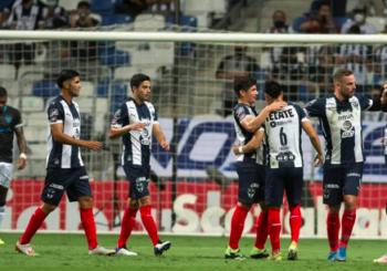 Monterrey sella su pase a cuartos de final de la Concachampions