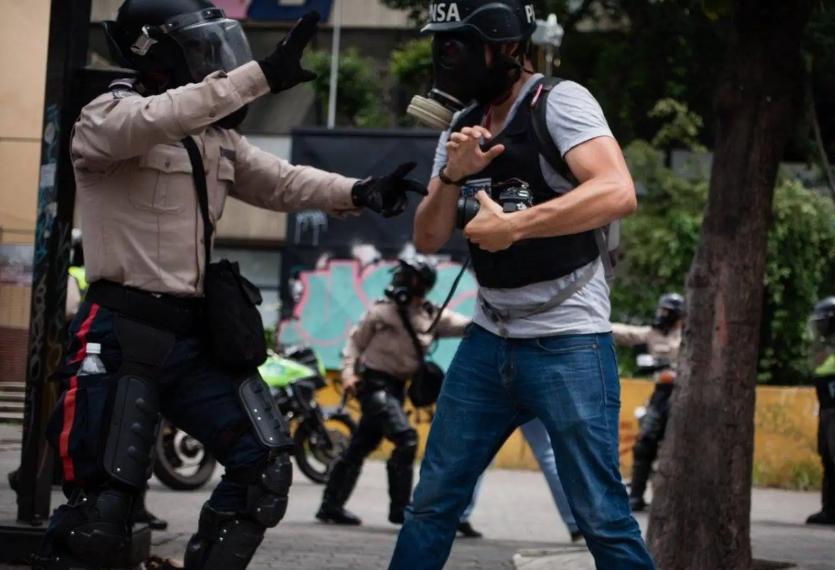 SNTP denuncia caso de abuso de militares a periodistas
