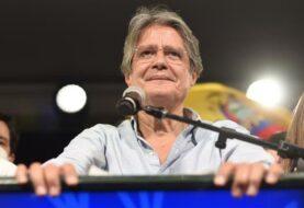 Guillermo Lasso es el nuevo presidente de Ecuador