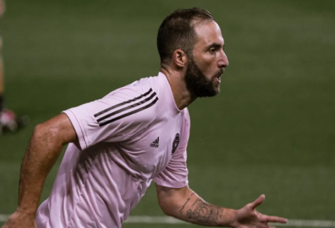 Inter Miami envía el pésame a los Higuaín