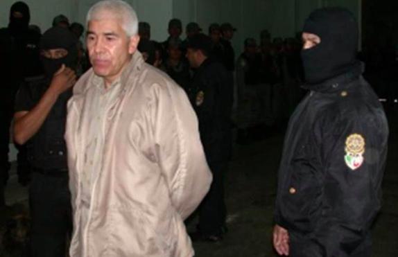 EEUU ordena el decomiso de cinco inmuebles del capo mexicano Caro Quintero
