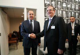 México agradece a Rusia su apoyo en contra la pandemia