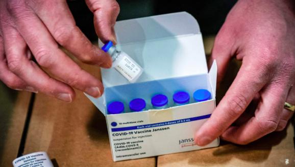 EEUU ordena parar la vacuna anticovid con Janssen por tres casos de coágulos