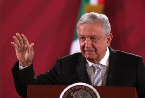 """López Obrador destaca la """"preferencia por los pobres y la paz"""""""