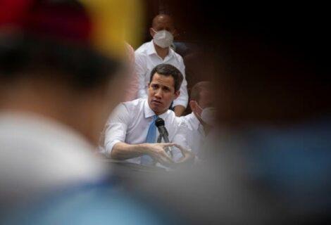 Juan Guaidó supera el Covid-19