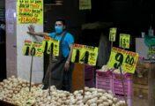 Índice de precios México suben un 0,83 %