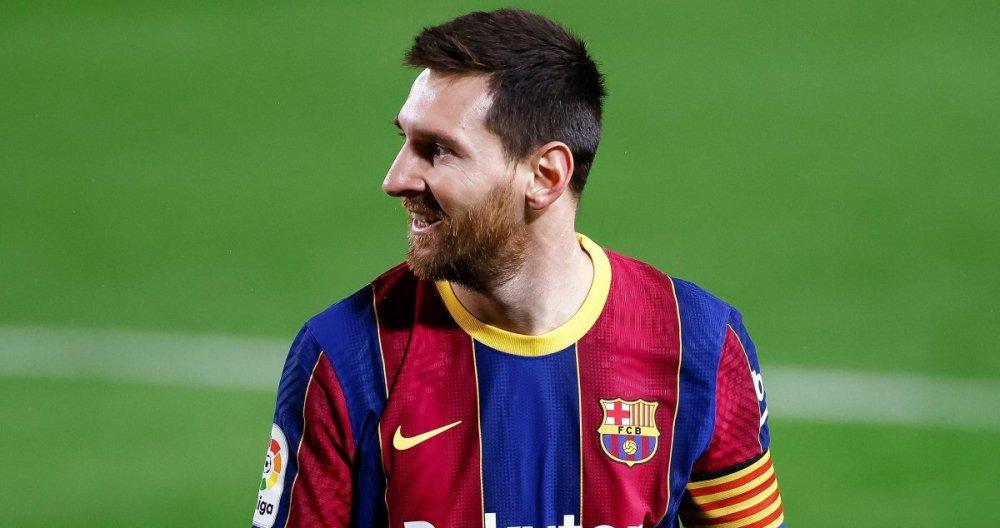 Messi manda en las estadísticas de LaLiga