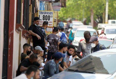 Migrantes abren nueva ruta para ingresar a Honduras rumbo a EE.UU.