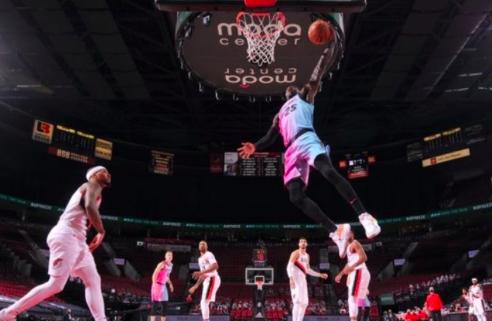 Adebayo y Butler protagonistas en sexto triunfo seguido de los Heat