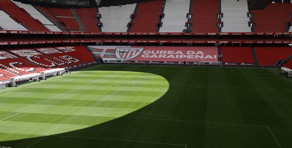 UEFA comunica que Bilbao no será sede de la Eurocopa