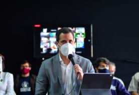 """Guaidó llama a generar nuevos """"espacios de presión"""" para sacar a Maduro"""