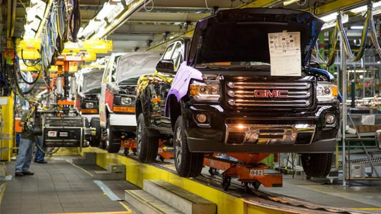 General Motors aumentó sus ventas en un 3,9 %