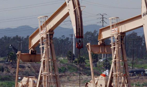 Petróleo Brent baja un 1,94 %, hasta 65,33 dólares
