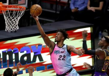 Heat vencen a unos diezmados Lakers