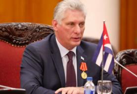 Díaz-Canel reemplaza a Castro y es el jefe del Partido Comunista