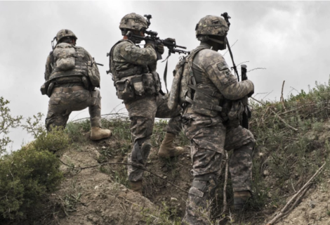EEUU asegura que es el momento de retirarse de Afganistán