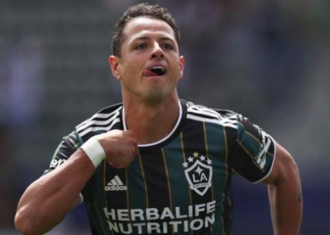 """""""Chicharito"""" es por segunda vez seguida el Jugador de la Semana en la MLS"""