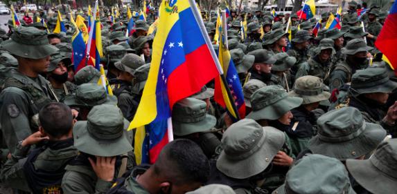 Muere un número indeterminado de militares venezolanos en combate fronterizo