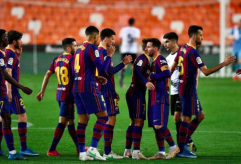 Gobierno de Cataluña abre expediente por el asado en casa de Messi
