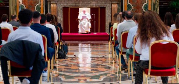 Papa pedirá a la Virgen Desatanudos que deshaga la crisis del Covid-19