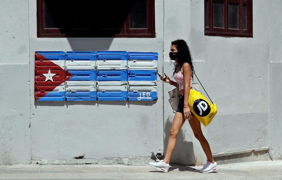 Cuba suma 1.116 nuevos casos de covid-19