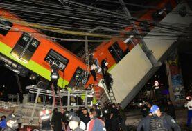82,7 % de los mexicanos piensa que accidente del metro fue por negligencia