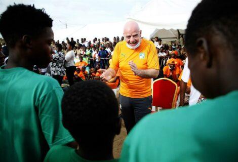 FIFA celebra la recusación del fiscal que investigó a Infantino