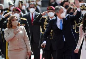 Guillermo Lasso jura como nuevo presidente de Ecuador