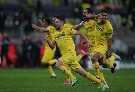 Villarreal es el campeón de la Europa League