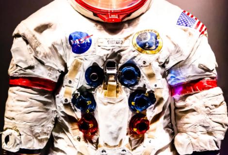 NASA celebra los 60 años del primer vuelo espacial