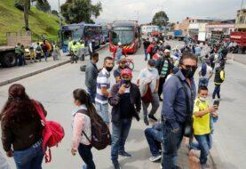 Protestas en Colombia suman 16 muertos