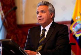 Discurso de Moreno en Miami genera incomodidad en Ecuador