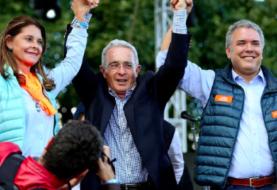 Uribe no pidió la renuncia de Duque por las protestas en Colombia