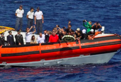 UE dice que no es responsable de las muertes de migrantes en el Mediterráneo