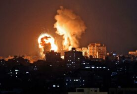 Enfrentamientos entre Gaza e Israel siguen sin tregua