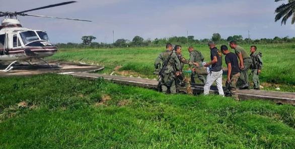 ONG venezolana confirma otro secuestro de 4 militares en Apure ya liberados