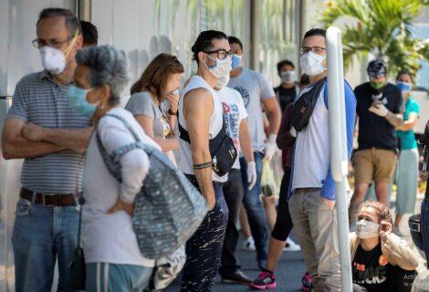 Alemania impone test a los viajeros no inmunizados