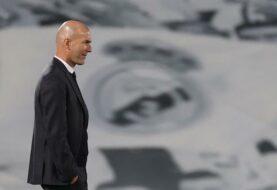 Zidane deja el banquillo del Real Madrid