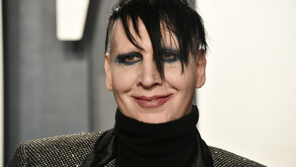 Policía emiten una orden de arresto contra Marilyn Manson