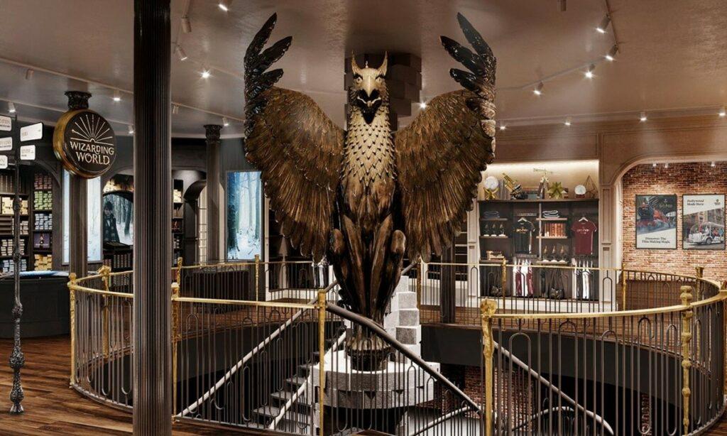 Harry Potter abre nueva 'sede' en Nueva York